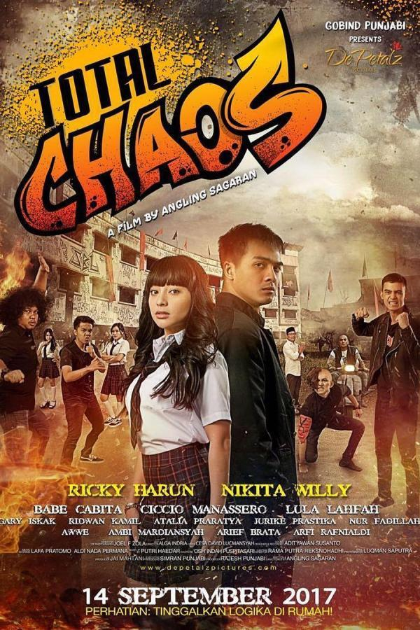 Download Film Total Chaos (2017) WEB-DL
